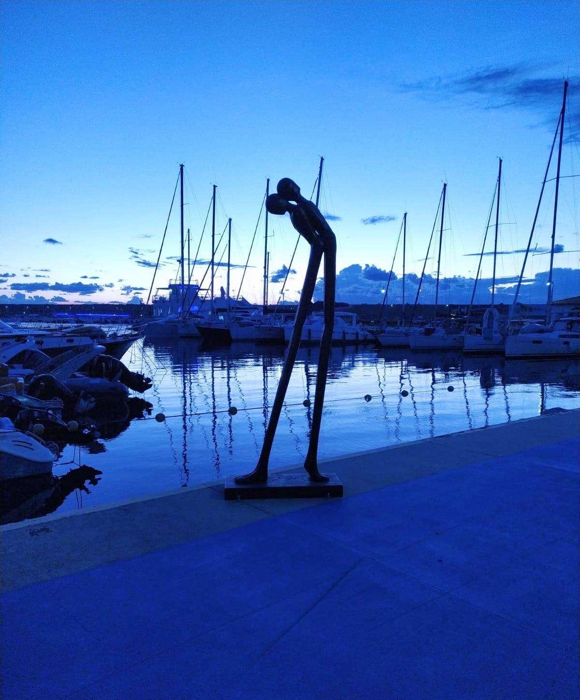 Arte: Alex Pinna a Tropea per i 10 anni della Fondazione Guglielmo